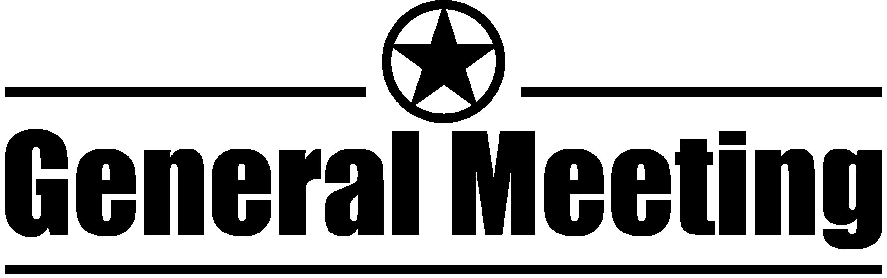 GeneralMeeting (Black)