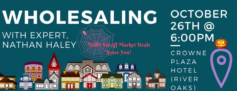 Don't Let off Market Deal Scare You! copy