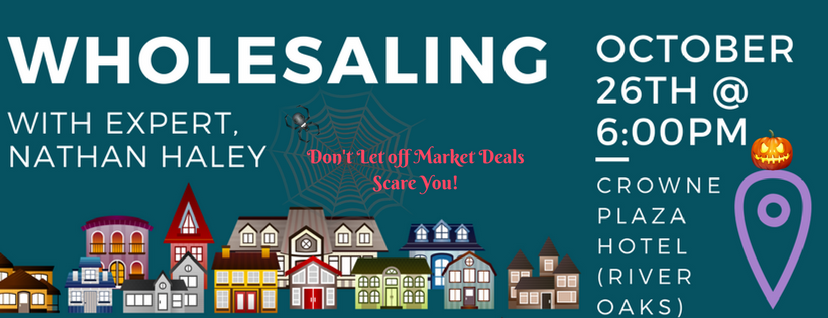 Don't Let off Market Deal Scare You!