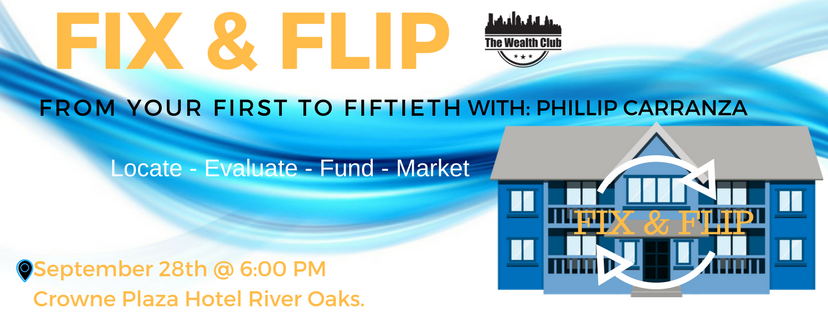 fix & flip facebook banner