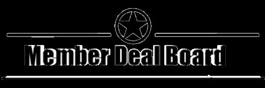 Member Deal Board