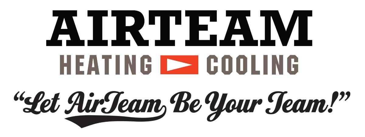 airteam logo with slogan